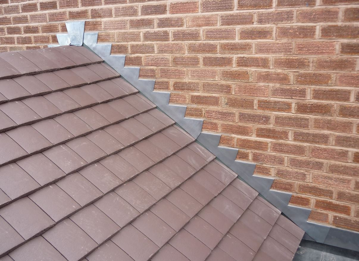 What Are Roof Flashing Materials And What Are They Used